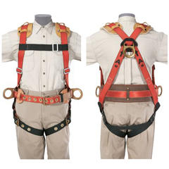 KLT409-87830 - Klein ToolsFull-Body Fall-Arrest/Positioning Harness