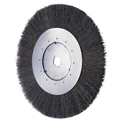 ADB410-80042 - Advance BrushNarrow Face Crimped Wire Wheel Brushes