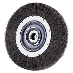 ADB410-81115 - Advance BrushMedium Face Crimped Wire Wheel Brushes