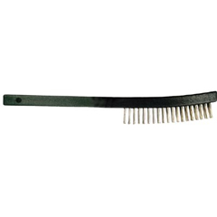 ADB410-85014 - Advance Brush - Curved Handle Scratch Brushes