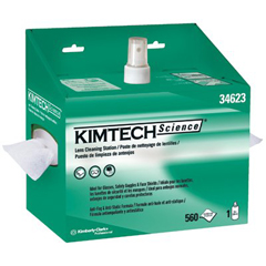 KCP412-34623 - Kimberly Clark ProfessionalKIMTECH SCIENCE* Lens Cleaning Stations