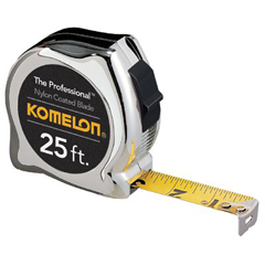 ORS416-4933 - Komelon USAProfessional Series Power Tapes - 12 Per Case