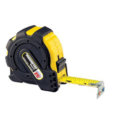 ORS416-7425 - Komelon USA - 1 x 25 Mag Grip Magnetic Hook Tape Measure