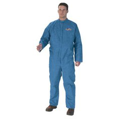 ORS138-58534 - Kimberly Clark ProfessionalKleenGuard® A20 Breathable Particle Protection Coveralls