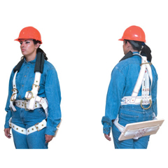 LWM418-18-1117 - Lewis Manufacturing Co.Fall Arrest Harnesses