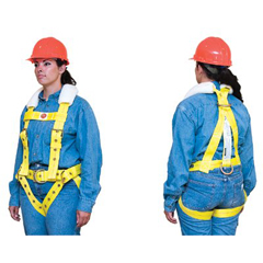 LWM418-18-1102 - Lewis Manufacturing Co.Fall Arrest Harnesses