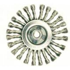 ADB410-82101 - Advance BrushFull Cable Twist Single Row Knot Wheels