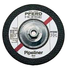 PFR419-63405 - PferdType 27 Premium Performance SG Pipeliner Cut-Off Wheels
