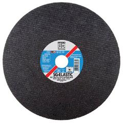 PFR419-64508 - PferdType 1 SG-INOX Flat Chop Saw Wheels