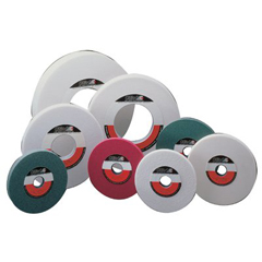 CGW421-34696 - CGW Abrasives - White Aluminum Oxide Surface Grinding Wheels