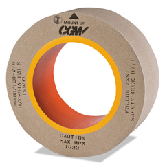 CGW421-35349 - CGW AbrasivesCenterless Grinding Wheels, Aluminum Oxide, Hard Side 3/16