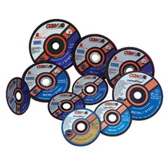 CGW421-45017 - CGW AbrasivesQuickie Cut™ Contaminate Free Cut-Off Wheels