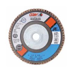 CGW421-39412 - CGW AbrasivesFlap Disc, A3 Aluminum Oxide, Regular