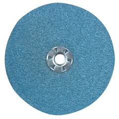 CGW421-48104 - CGW AbrasivesResin Fibre Discs, Zirconia