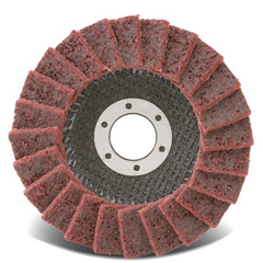 CGW421-70122 - CGW AbrasivesFlap Discs, Surface Conditioning, T27