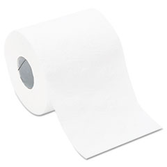 GEN800 - Standard Two-Ply Wrapped Toilet Tissue Rolls