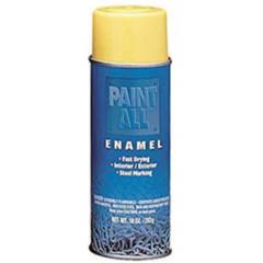 ORS425-A04102 - KrylonSprayon® Paint-All Fast-Dry Enamel Paints, 10 oz , Flat Black, Flat