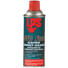 LPS428-03116 - LPSCFC Free Electro Contact Cleaners