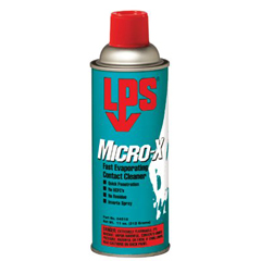 LPS428-04516 - LPSMicro-X Fast Evaporating Contact Cleaners