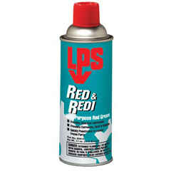LPS428-05816 - LPSRed and Redi Multi-Purpose Red Grease