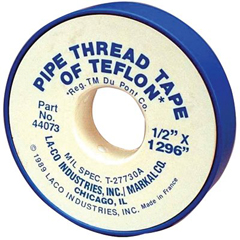 MAR434-44075 - MarkalPTFE Pipe Thread Tapes