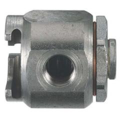 LCI438-80933 - Lincoln IndustrialLarge Button Head Coupler