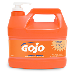 GOJ0945-04 - GOJO® NATURAL* ORANGE™ Smooth Hand Cleaner