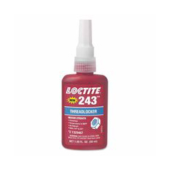 ORS442-1329467 - Loctite243 ThreadLocker 50 ml Oil Tolerant