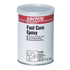 LOC442-21425 - LoctiteFixmaster® Fast Cure Epoxy, Mixer Cup