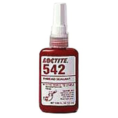 LOC442-21453 - Loctite542™ Thread Sealant, Fine Threads