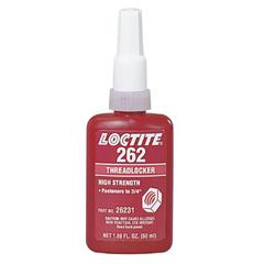 LOC442-26231 - Loctite262™ Threadlocker, Medium to High Strength