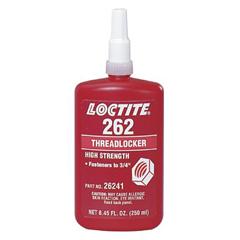 LOC442-26241 - Loctite262™ Threadlocker, Medium to High Strength
