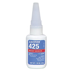 LOC442-42540 - Loctite425™ Assure™ Instant Adhesive, Surface Curing Threadlocker