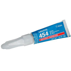 LOC442-45404 - Loctite454™ Prism® Instant Adhesive, Surface Insensitive Gel