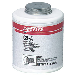 LOC442-51008 - LoctiteC5-A® Copper Based Anti-Seize Lubricant