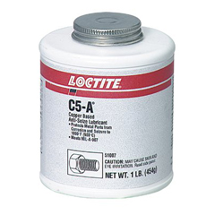LOC442-51007 - LoctiteC5-A® Copper Based Anti-Seize Lubricant