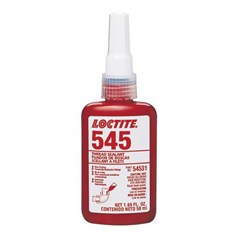 LOC442-54531 - Loctite545™ Thread Sealant, Hydraulic/Pneumatic Fittings