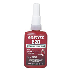 LOC442-62040 - Loctite620™ Retaining Compound, High Temperature