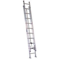 ORS443-AE2820 - Louisville LadderAE2800 Series Aluminum Stacked Extension Ladders