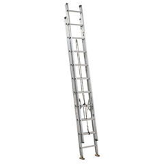 ORS443-AE3220 - Louisville LadderAE3000 Series Commander Aluminum Extension Ladders