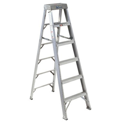 ORS443-AS1012 - Louisville LadderAS1000 Series Master Aluminum Step Ladders