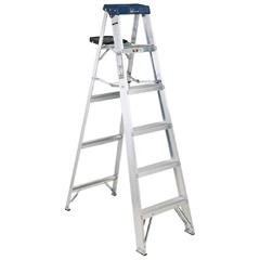 ORS443-AS3006 - Louisville LadderAS3000 Series Sentry Aluminum Step Ladders