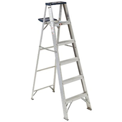 ORS443-AS4003 - Louisville LadderAS4000 Series Victor Aluminum Step Ladders