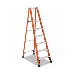ORS443-FS1408HD - Louisville LadderFS1400HD Series Brute™ 375 Fiberglass Step Ladders