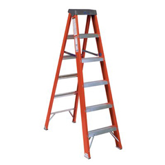 ORS443-FS1505 - Louisville LadderFS1500 Series Fiberglass Step Ladders