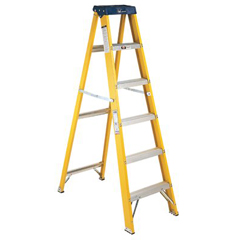 ORS443-FS2008 - Louisville LadderFS2000 Series Pioneer Fiberglass Step Ladders