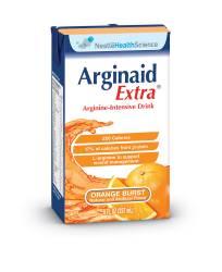 MON19662601 - Nestle Healthcare NutritionOral Supplement ARGINAID Extra® Orange Burst 8 oz.