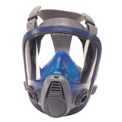 MSA454-10028996 - MSAAdvantage 3200 Full-Facepiece Respirator, Small, Rubber Harness