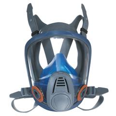 MSA454-10028997 - MSAAdvantage 3200 Full-Facepiece Respirator, Large, Silicone, Particles And Gases