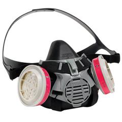 MSA454-10102184 - MSAAdvantage® 400 Series Half-Mask Respirators